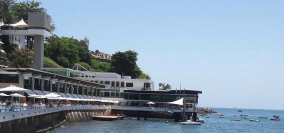 [Comodoro do Yacht minimiza críticas a estacionamento: