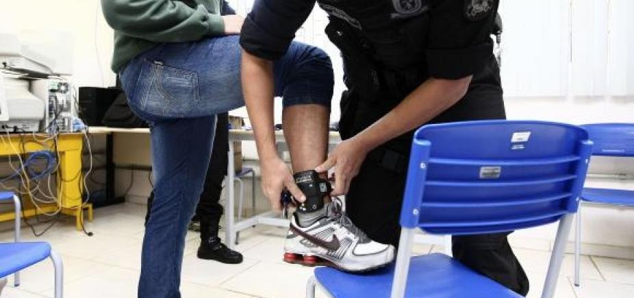 [Projeto que obriga preso a pagar tornozeleira é aprovado pela CCJ do Senado]
