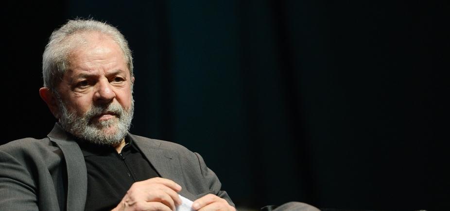 [Lula presta depoimento ao juiz Sérgio Moro nesta tarde em Curitiba]