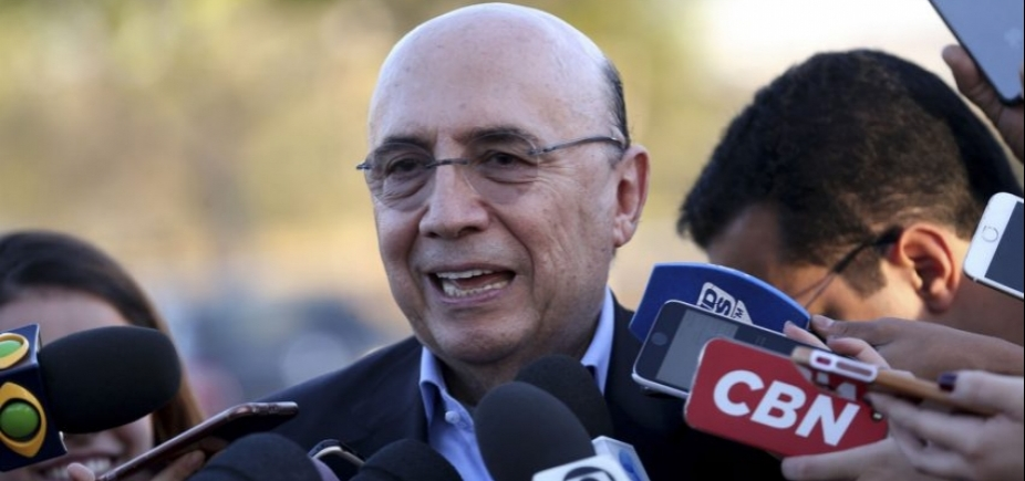 [Ministro da Fazenda, Meireles é convidado pelo PSD para disputar Presidência em 2018]