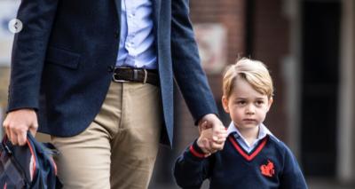 Inglaterra: escola de príncipe George é invadida por mulher durante aulas