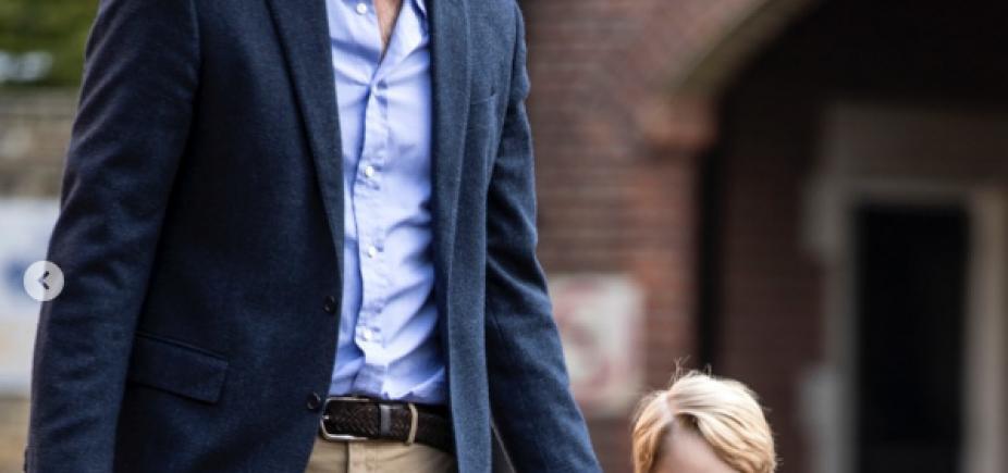 [Inglaterra: escola de príncipe George é invadida por mulher durante aulas]