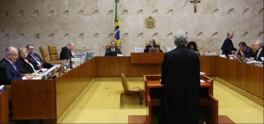 [Nove ministros do STF votam contra e pedido de suspeição de Janot é negado]