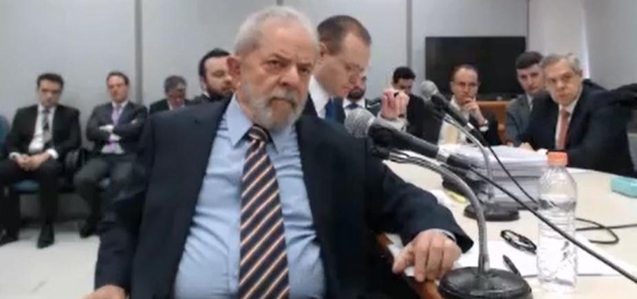 [Lula nega atos ilícitos e diz que Palocci é