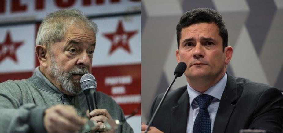 [Lula e Moro têm discussão acalorada durante depoimento; veja vídeo]