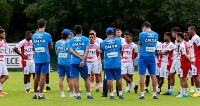 Bahia tem quatro desfalques por lesão para enfrentar o Cruzeiro
