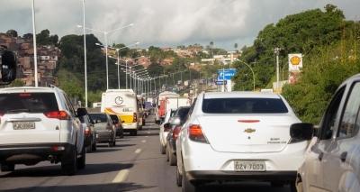 BR-324, a rodovia assassina: trecho Valéria-Bom Juá é o mais mortal do país
