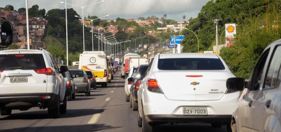 [BR-324, a rodovia assassina: trecho Valéria-Bom Juá é o mais mortal do país]