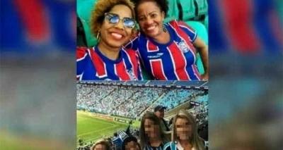 Ministério Público vai investigar ataque racista contra torcedora do Bahia