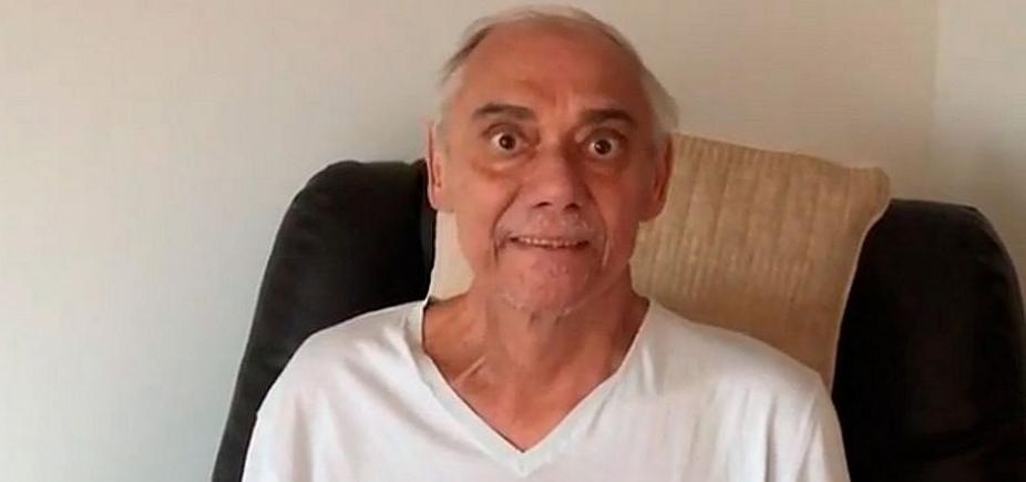 [Com câncer, Marcelo Rezende é hospitalizadodevido a uma pneumonia grave]
