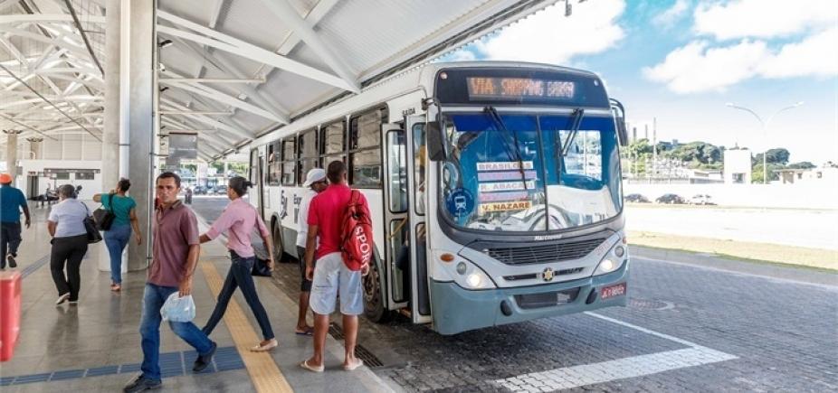 [Quatro linhas metropolitanas terão o ponto final alterado para a Estação Mussurunga]