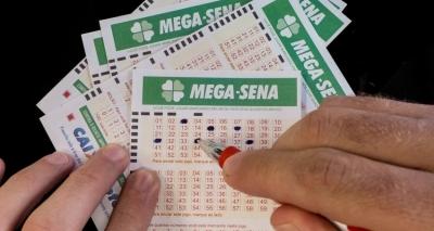 Mega-Sena acumula e sorteio deste sábado pode pagar R$ 10 milhões