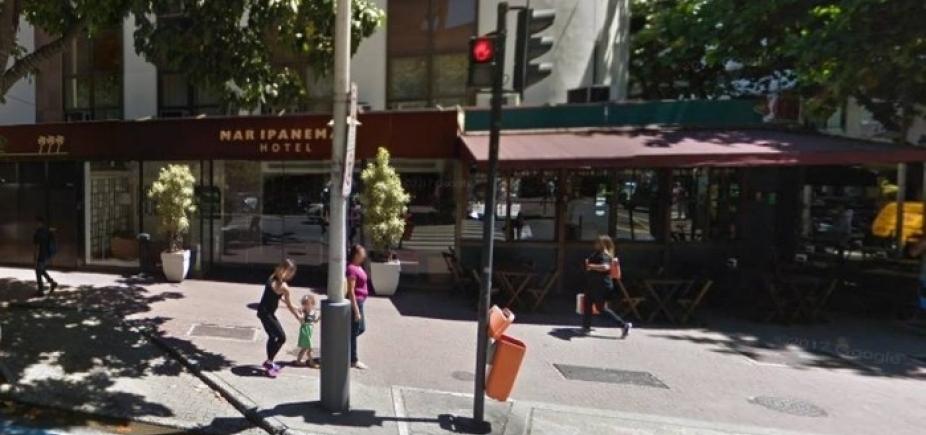 [Elevador de hotel no Rio de Janeiro despenca do 11º andar e deixa oito turistas feridos]