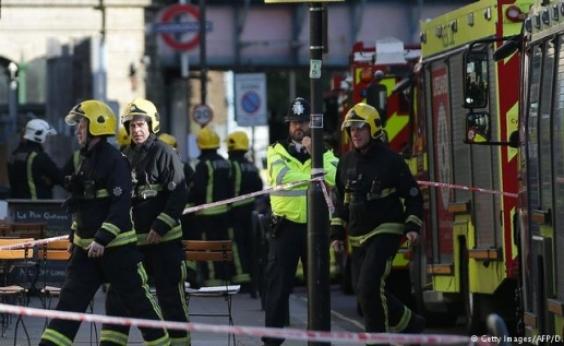 Estado Islâmico reivindica atentado que deixou 22 pessoas feridas no metrô de Londres