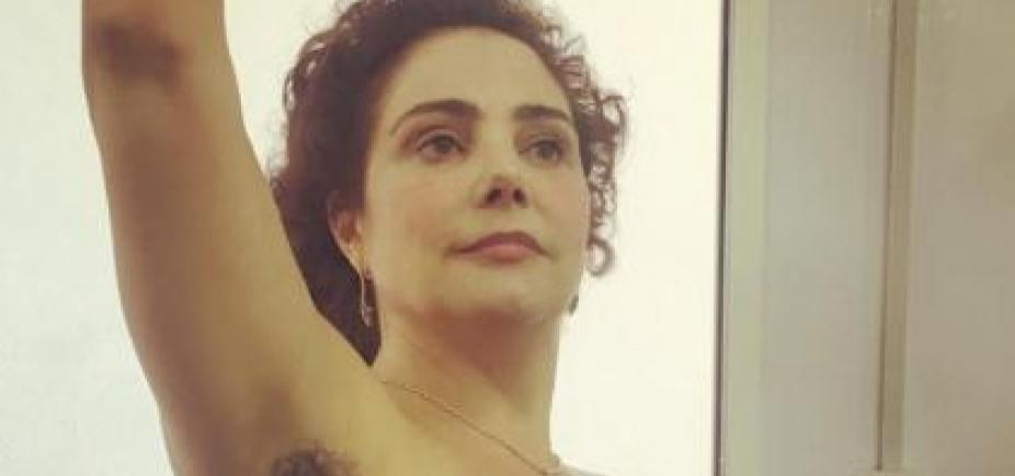 [Heloísa Perissé aparece com axila peluda e impressiona seguidores: \