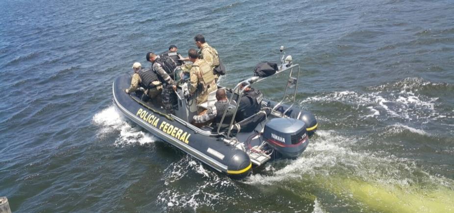 [Operação policial apreende armamento pesado com estrangeiro em Maraú]