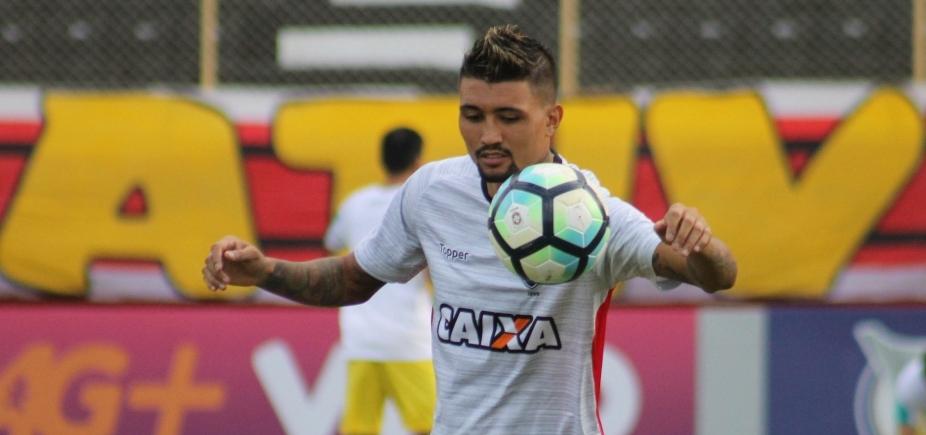 [Com Kieza e Patric, Mancini escala o Vitória para enfrentar o São Paulo; confira]