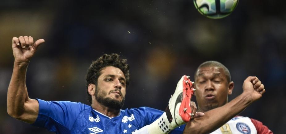 [Bahia perde para o Cruzeiro por 1 a 0 fora de casa e segue sem vencer]