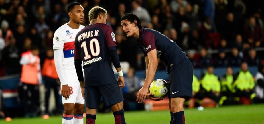 [Disputa entre Neymar e Cavani por cobrança de pênalti gera polêmica na França; veja]