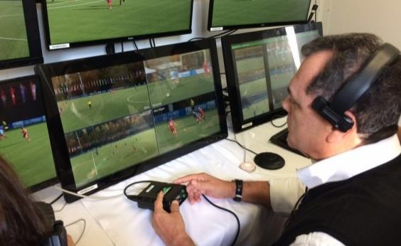 Campeonato Brasileiro terá árbitro de vídeo na próxima rodada