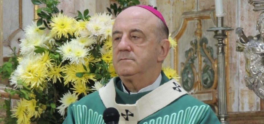 [Aniversário de Dom Murilo Krieger é celebrado com missa na Capela Sagrada Família]