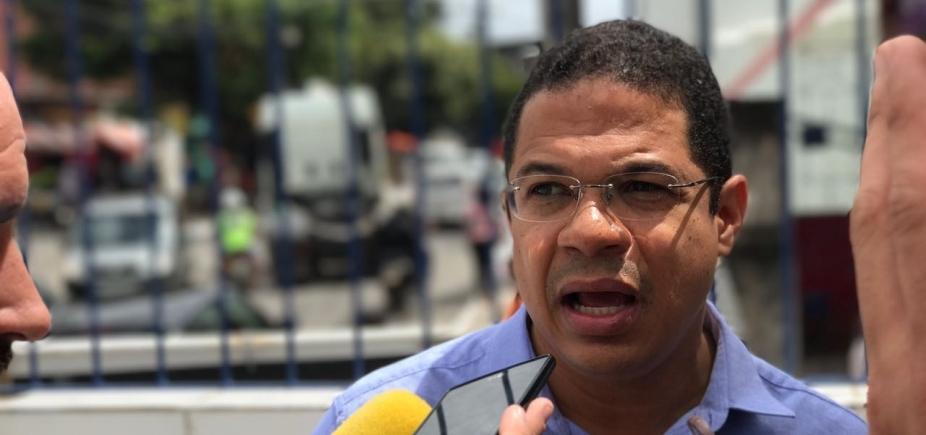 [Marcílio comenta participação do PRB em decisão de Neto: