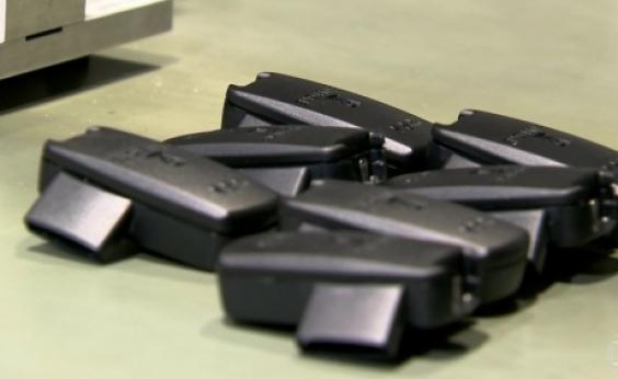 Bahia recebe 50 tornozeleiras eletrônicas; licitação prevê mais 250 unidades