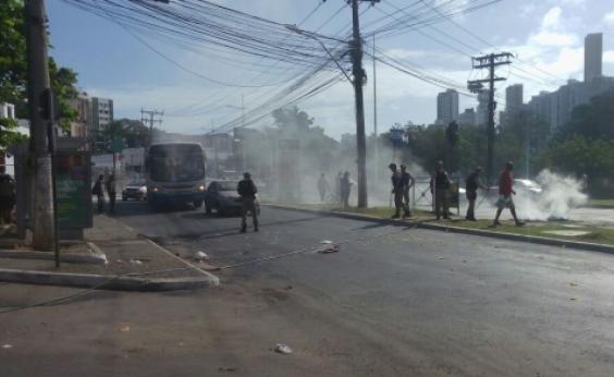 Polícia apreende pistola após confronto com bandidos no Vale das Pedrinhas