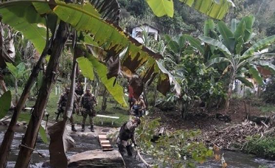 Após se perderem em trilha de Ituberá, estudantes de Ilhéus são resgatados por policiais