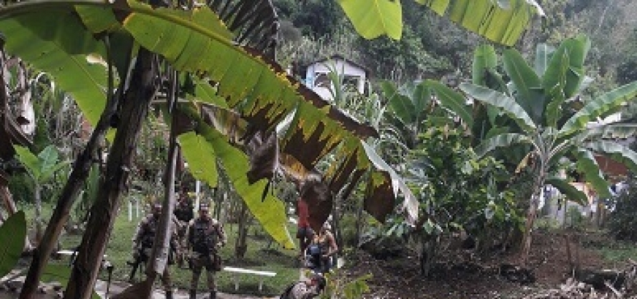 [Após se perderem em trilha de Ituberá, estudantes de Ilhéus são resgatados por policiais]