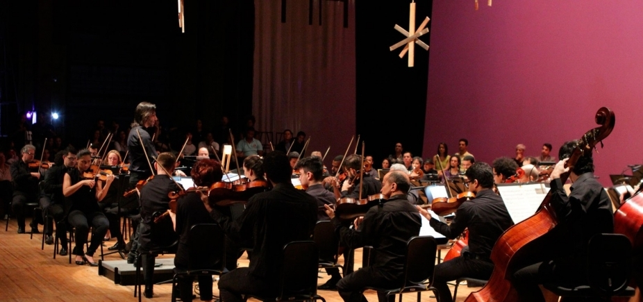 [OSBA apresentará Concerto da Diversidade no Teatro Castro Alves nesta quinta]
