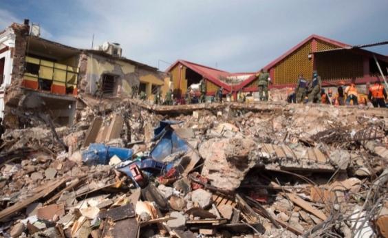 Sobe para 119 número de mortos registrados após terremoto no México