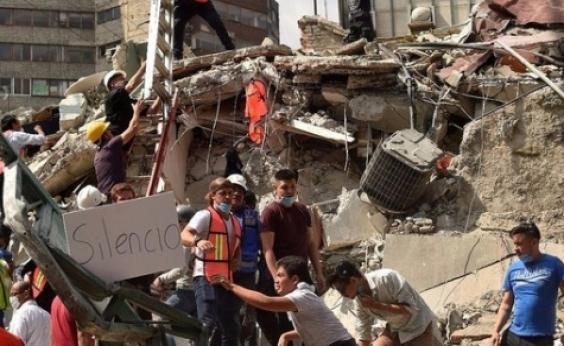 Itamaraty diz que não há brasileiros entre as vítimas do terremoto no México