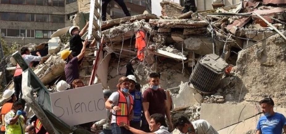 [Itamaraty diz que não há brasileiros entre as vítimas do terremoto no México]