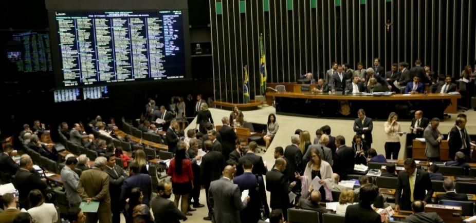 [Com apenas 205 votos favoráveis, Câmara rejeita criar