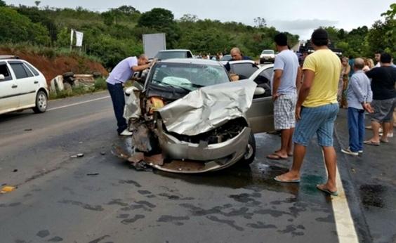 """Diretor do Detran lamenta alto índice de acidentes na Bahia: """"Mais de 600 mil mutilados"""""""
