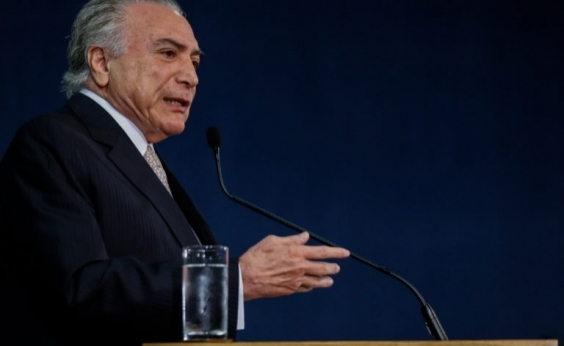 Defesa de Temer protocola novo pedido para que Supremo que devolva denúncia à PGR