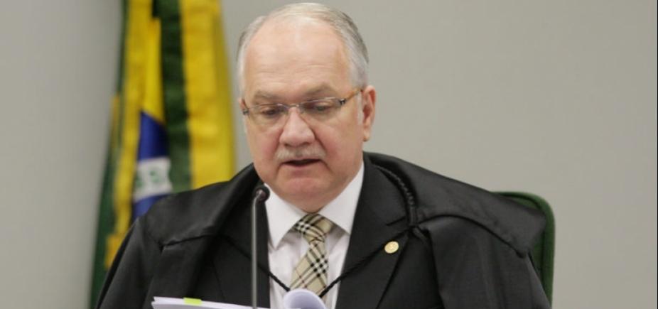 [Relator da ação, Fachin vota pelo envio da denúncia contra Temer à Câmara]