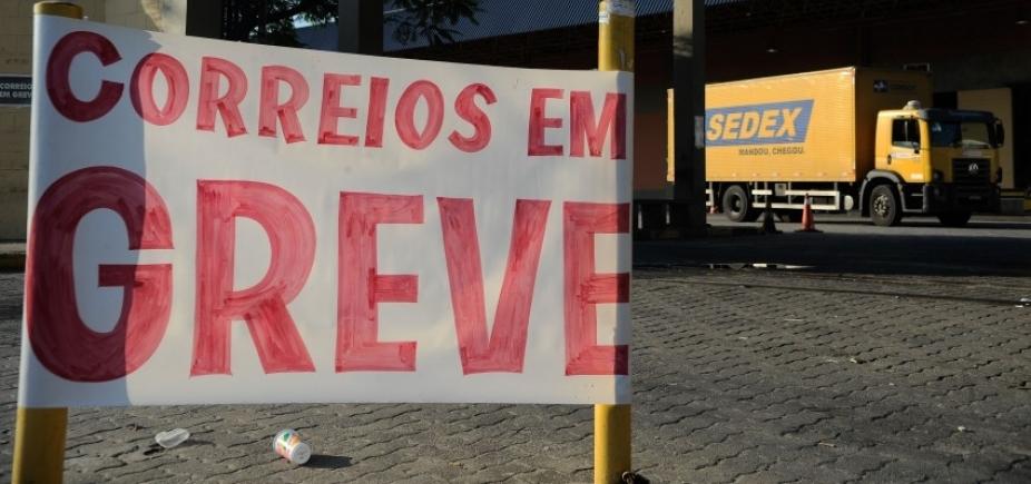 [Trabalhadores dos Correios entram em greve na Bahia por tempo indeterminado]