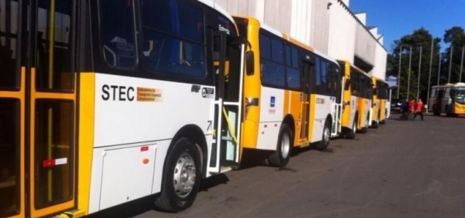 [Prefeitura autoriza integração entre os ônibus complementares]