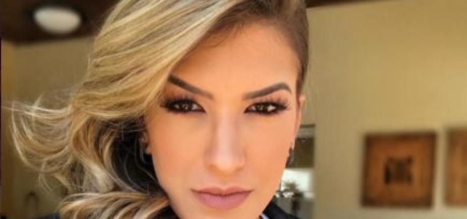 [Lorena Improta adere à micropigmentação labial e divide opiniões na web: \