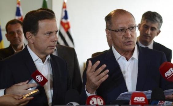Alckmin critica articulação de Doria para eleições de 2018: Política da improvisação