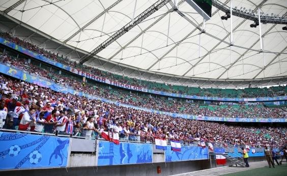 Para se manter fora da zona, Bahia lança promoção para sócios no jogo contra o Grêmio