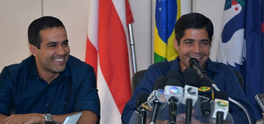 [Nilo revela que Bruno Reis prometeu apoiá-lo para presidência da AL-BA: