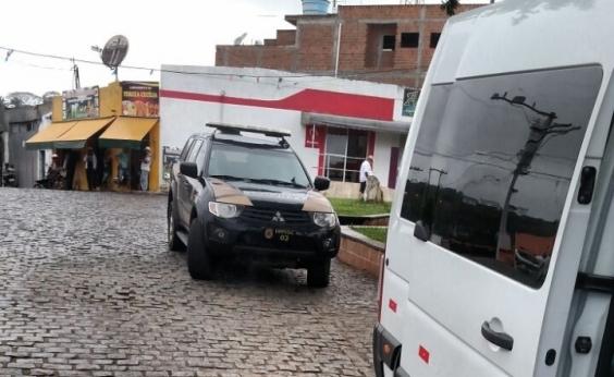 PF deflagra operação que investiga desvios de verbas na Educação em Apuarema, na Bahia