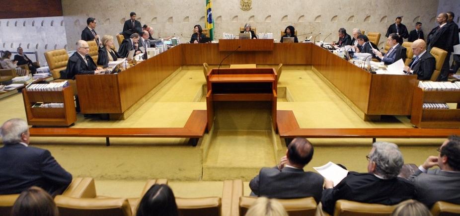 [Por 10 votos a 1, STF decide enviar denúncia contra Temer para a Câmara]