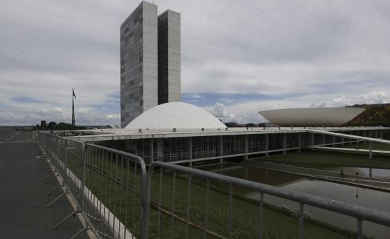 Câmara deve gastar até R$ 271 mil com grades para barrar manifestações