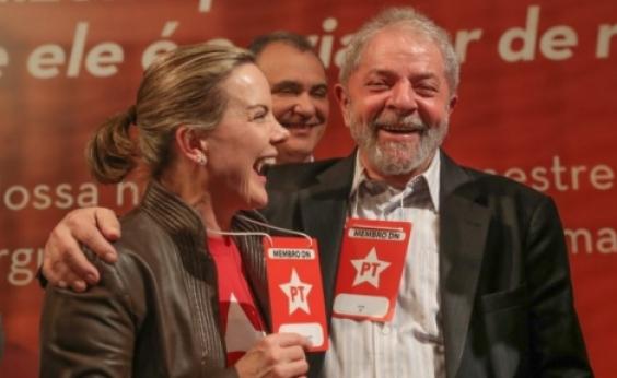 Estamos convictos de que Lula será nosso candidato, diz presidente do PT