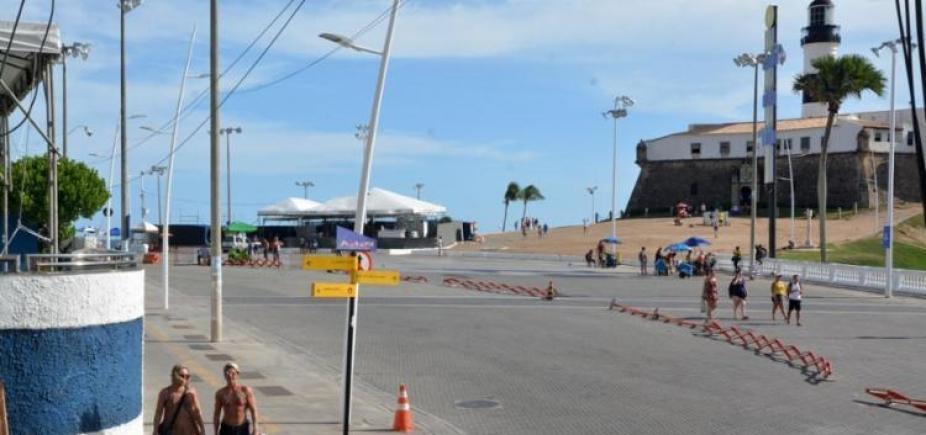 [Presidente da Ama Barra diz que mudanças em trânsito no bairro prejudicaram o comércio local]