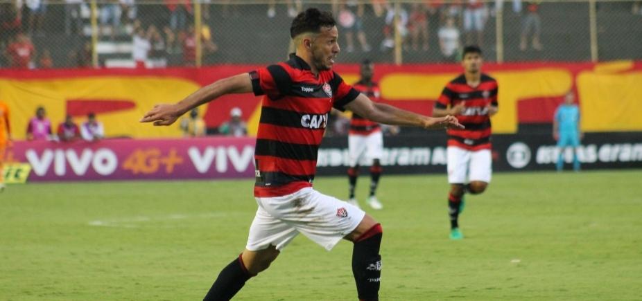 [Vitória consegue recurso e garante Yago contra o Atlético-MG]